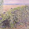 'Canas y mar' 1997 · Óleo sobre lienzo · 81x100 · Colección particular