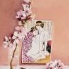 'Estampa japonesa' 2008 · Óleo sobre lienzo · 33x24 · Colección particular