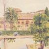 'Granada' 2002 · Óleo sobre cartón · 40x60 · Colección particular
