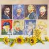 'Homenaje a Van Gogh' 2010 · 81x100 · Óleo sobre lienzo · Colección particular