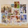 'Homenaje a los grandes maestros' 2010 · 81x100 · Óleo sobre lienzo · Colección particular