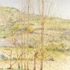 'Otoño' 1997 · Óleo sobre lienzo · 65x81 · Colección particular