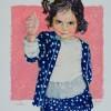 'Carla' 2012 · Óleo sobre papel · 70x50